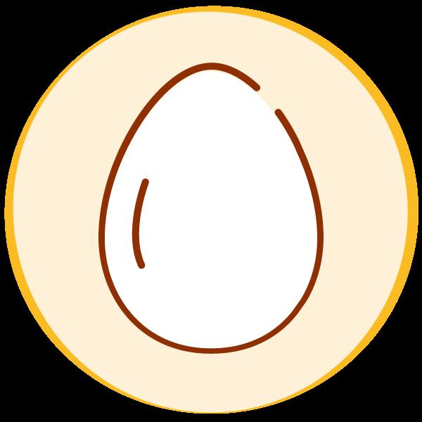 Contiene uova